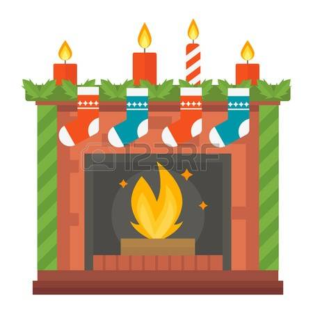 236 Electric Fireplace Stock Vector Illustration And Royalty Free.