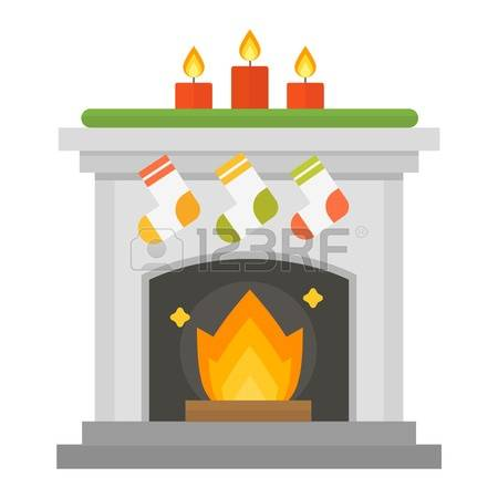 535 Stone Fireplace Stock Illustrations, Cliparts And Royalty Free.
