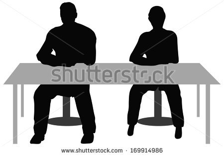 People Sitting Silhouette Stock Images, Royalty.