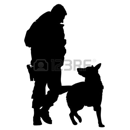 1,524 Police Dog Cliparts, Stock Vector And Royalty Free Police.