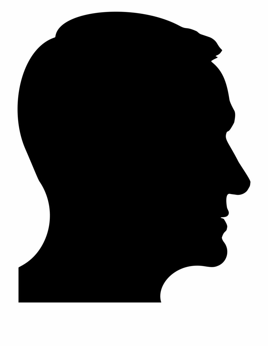 Free Human Silhouette Head, Download Free Clip Art, Free.