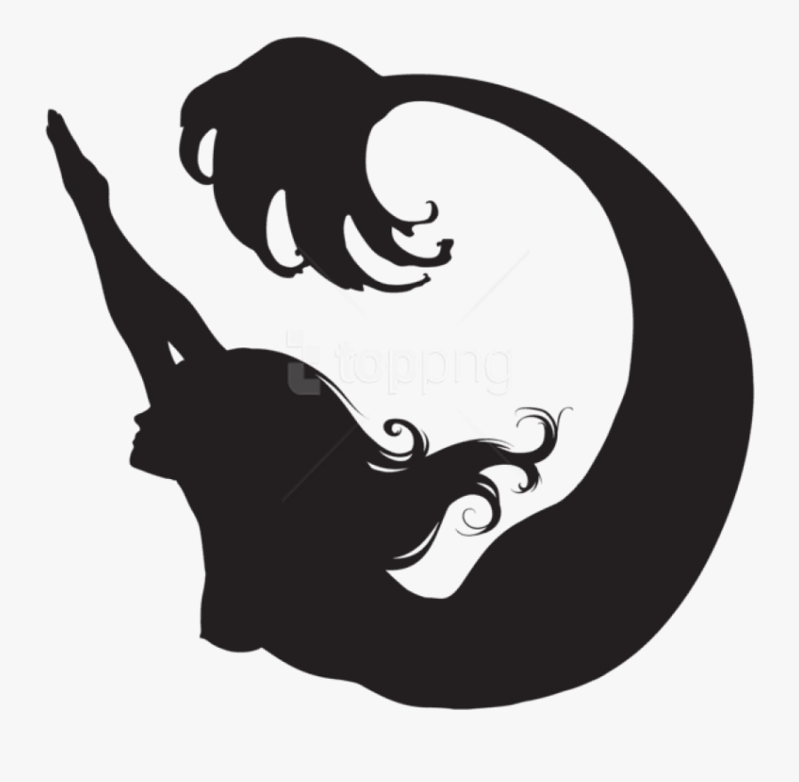 Transparent Fish Silhouette Png.