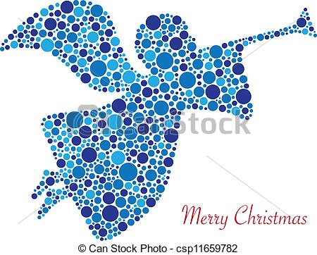 Angel silhouette Vector Clipart EPS Images. 5,938 Angel silhouette.