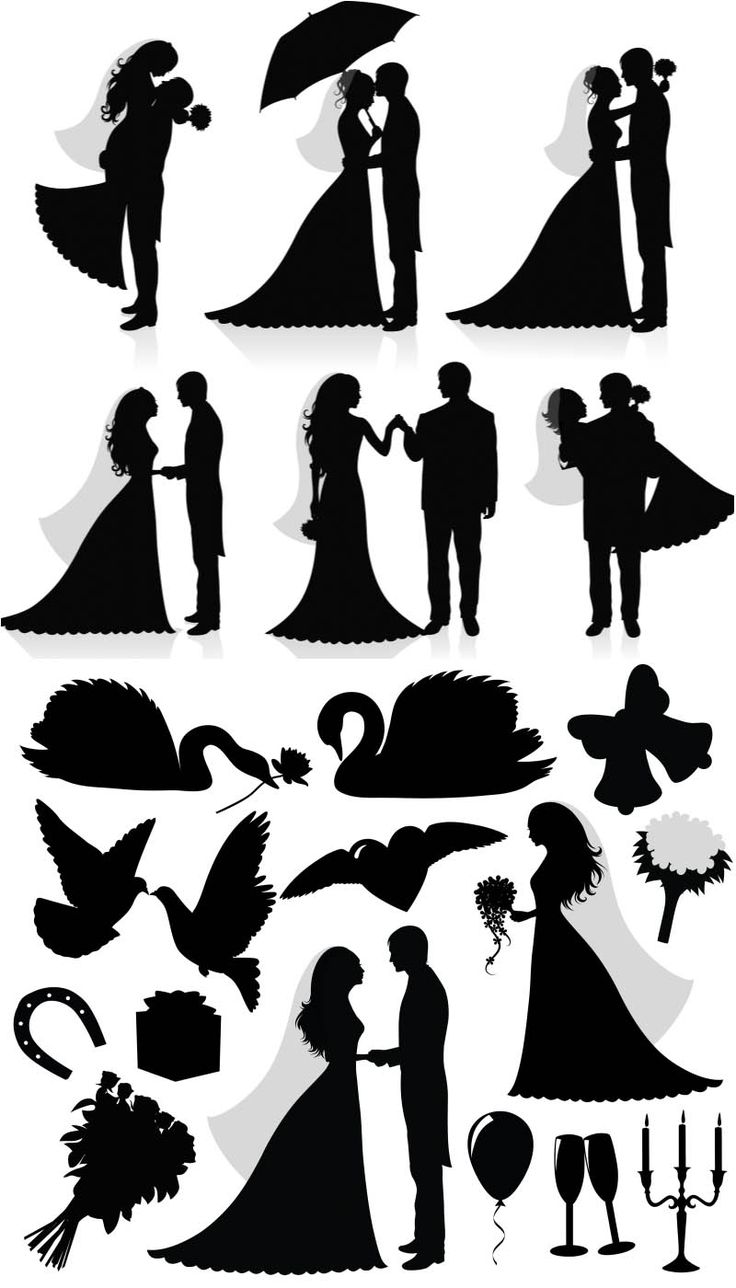 1000+ ideas about Wedding Silhouette on Pinterest.