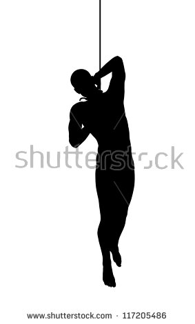 Hanged Man Stock Images, Royalty.