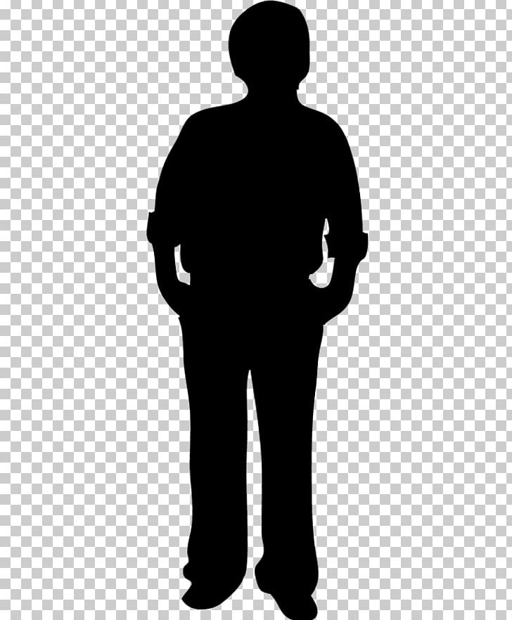 Silhouette Person PNG, Clipart, Black And White.