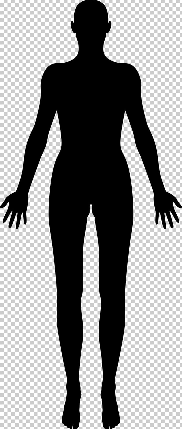 Female Body Shape Human Body Silhouette PNG, Clipart.
