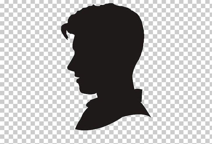 Silhouette Portrait Drawing PNG, Clipart, Alex Turner.