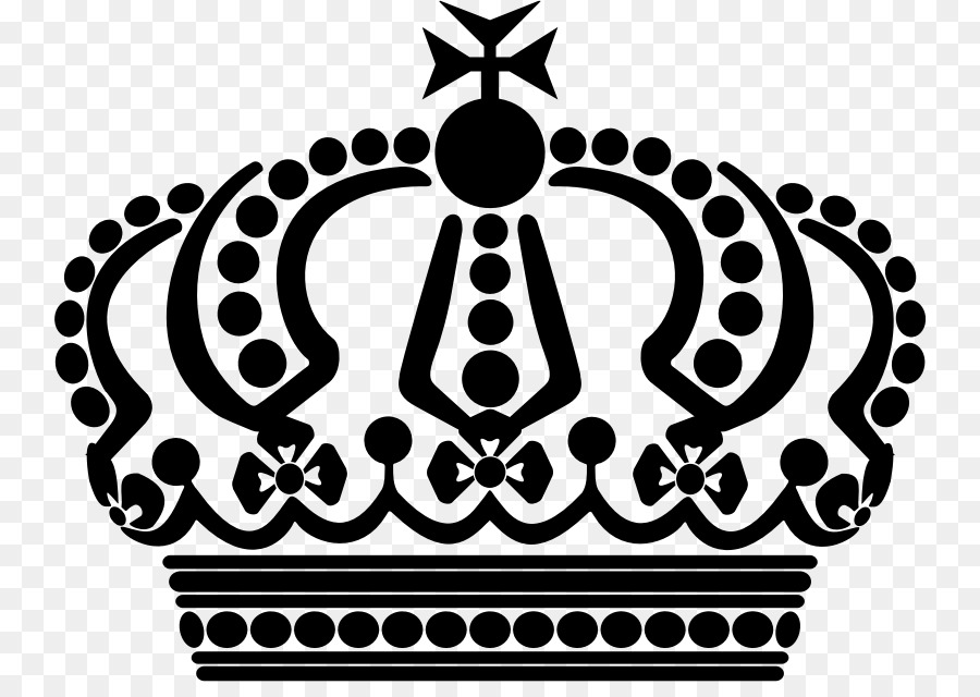 Queen Silhouette Crown.