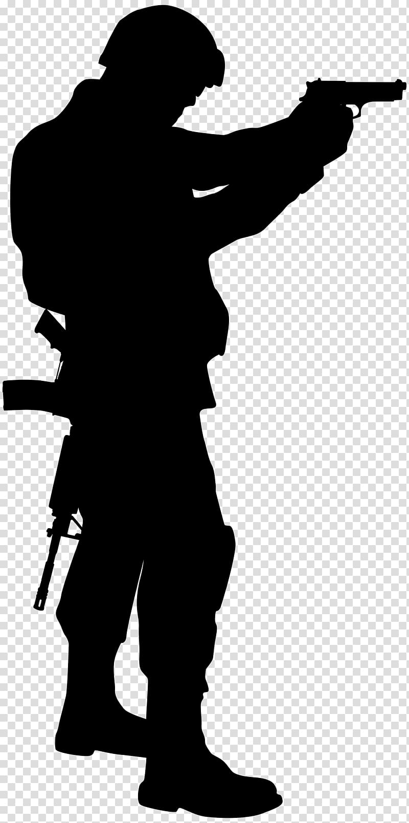 Soldier Silhouette , Soldier Silhouette transparent.