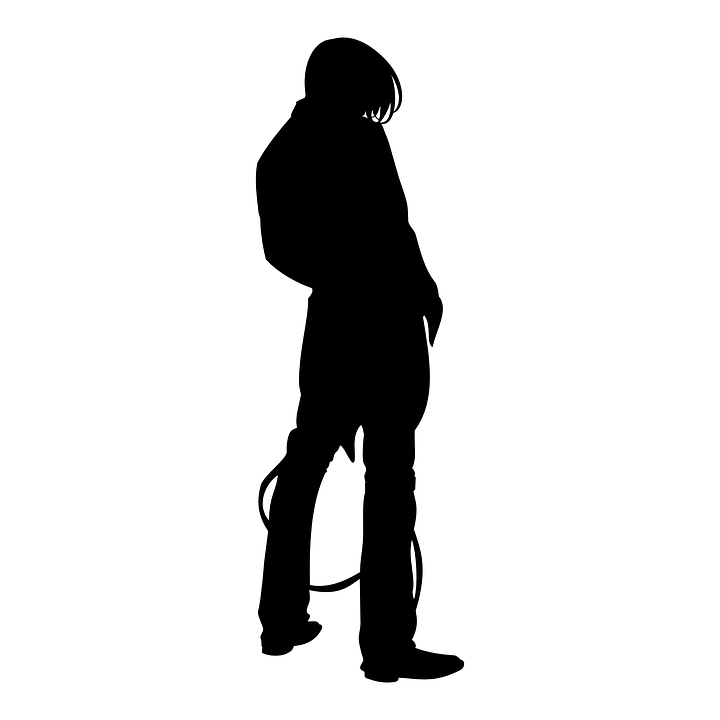 Free vector graphic: Cowboy, Fighter, Man, People.