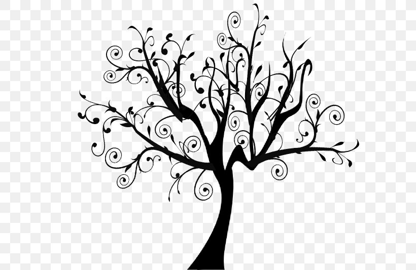 Branch Tree Silhouette Clip Art, PNG, 600x533px, Branch, Art.
