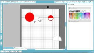 Silhouette tutorial how to make planner icon stickers.
