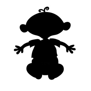 Silhouettes clipart #15