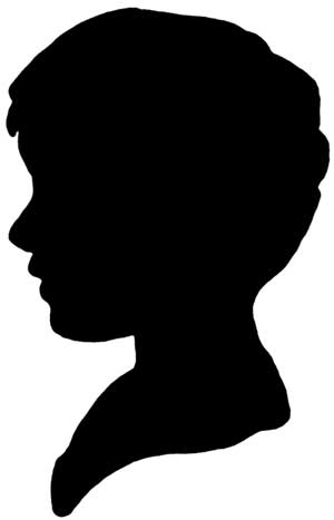 Free silhouettes clipart clip art pictures graphics 3.