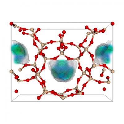 Computer model used to pinpoint prime materials for efficient.