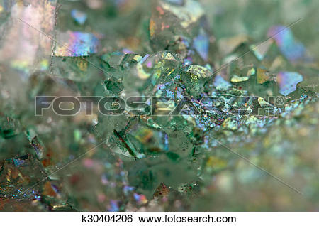 Stock Images of crystals Agate SiO2 silicon dioxide. Macro.