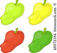 Silique Clipart EPS Images. 8 silique clip art vector.