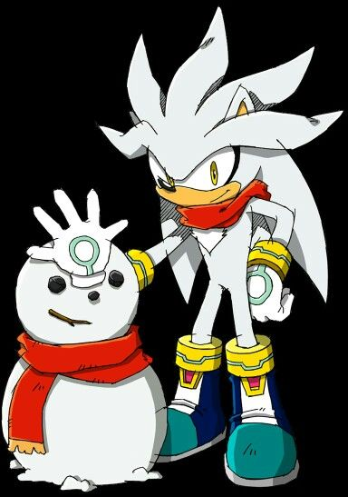 1000+ images about Silver the Hedgehog on Pinterest.