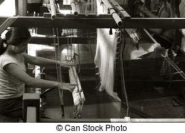 Stock Photo of silk.