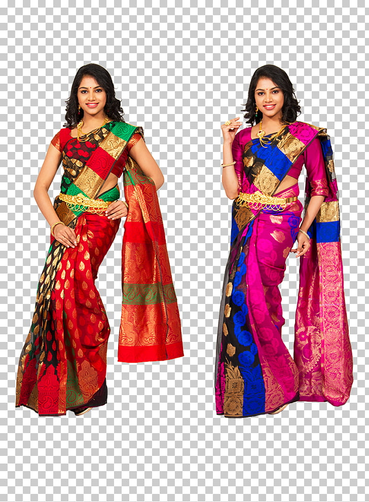 Banarasi sari Silk Shopping Zone India TV Pvt. Ltd Clothing.