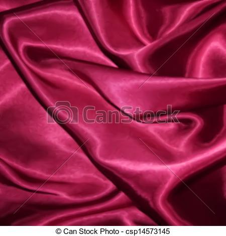 EPS Vector of Vinous Silk Fabric texture. Vector illustration.
