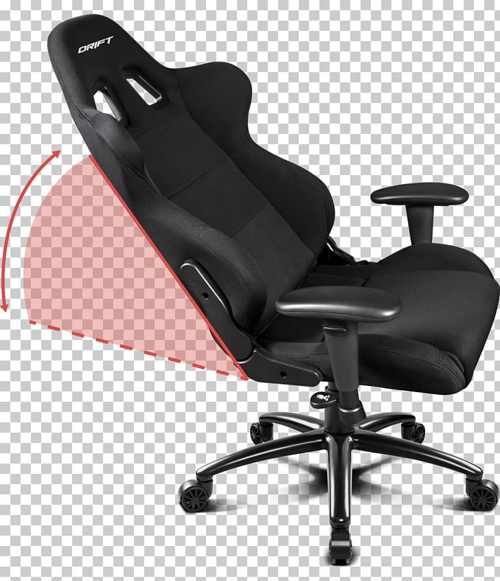 Silla gamer asiento a la deriva, silla PNG Clipart.