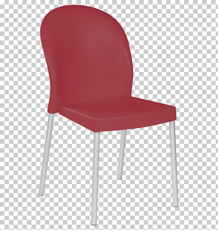 Silla de plástico jardín muebles chenille tela restaurante.