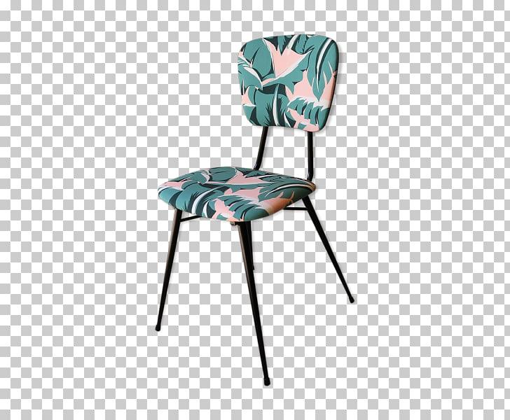 Silla de plástico reposabrazos muebles de jardín, silla PNG.