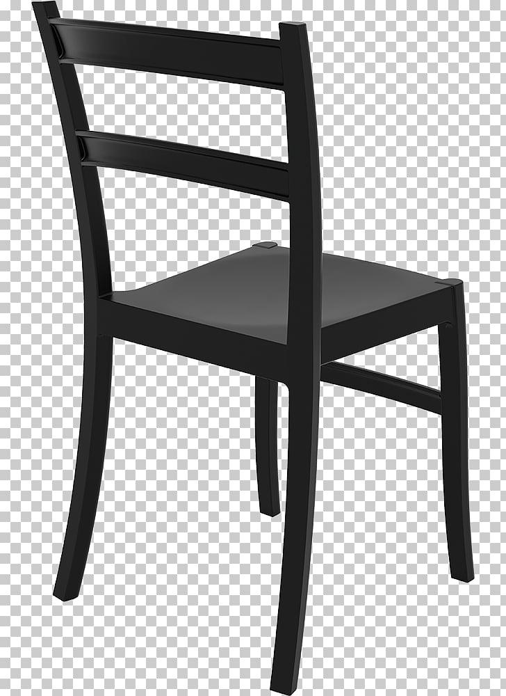 Taburete de bar muebles de jardín silla de plástico, silla.