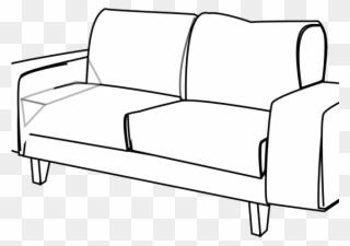 Free PNG Sofa Clipart Clip Art Download.