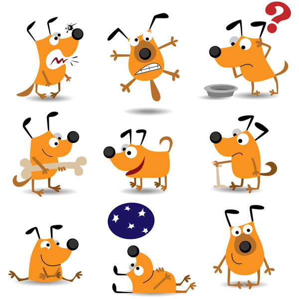 Free Funny Cartoon Dog Pictures, Download Free Clip Art.