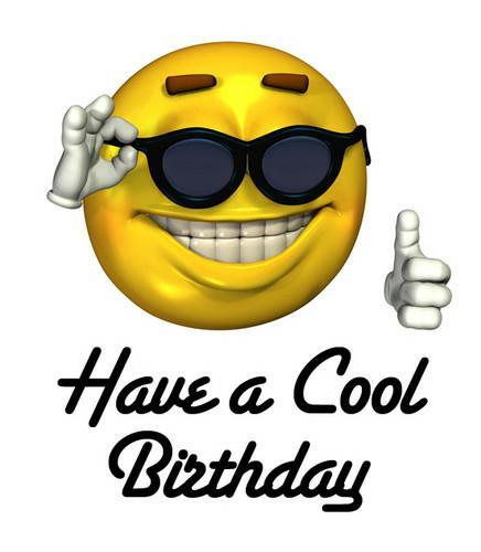 Free Happy Birthday Clipart Funny.