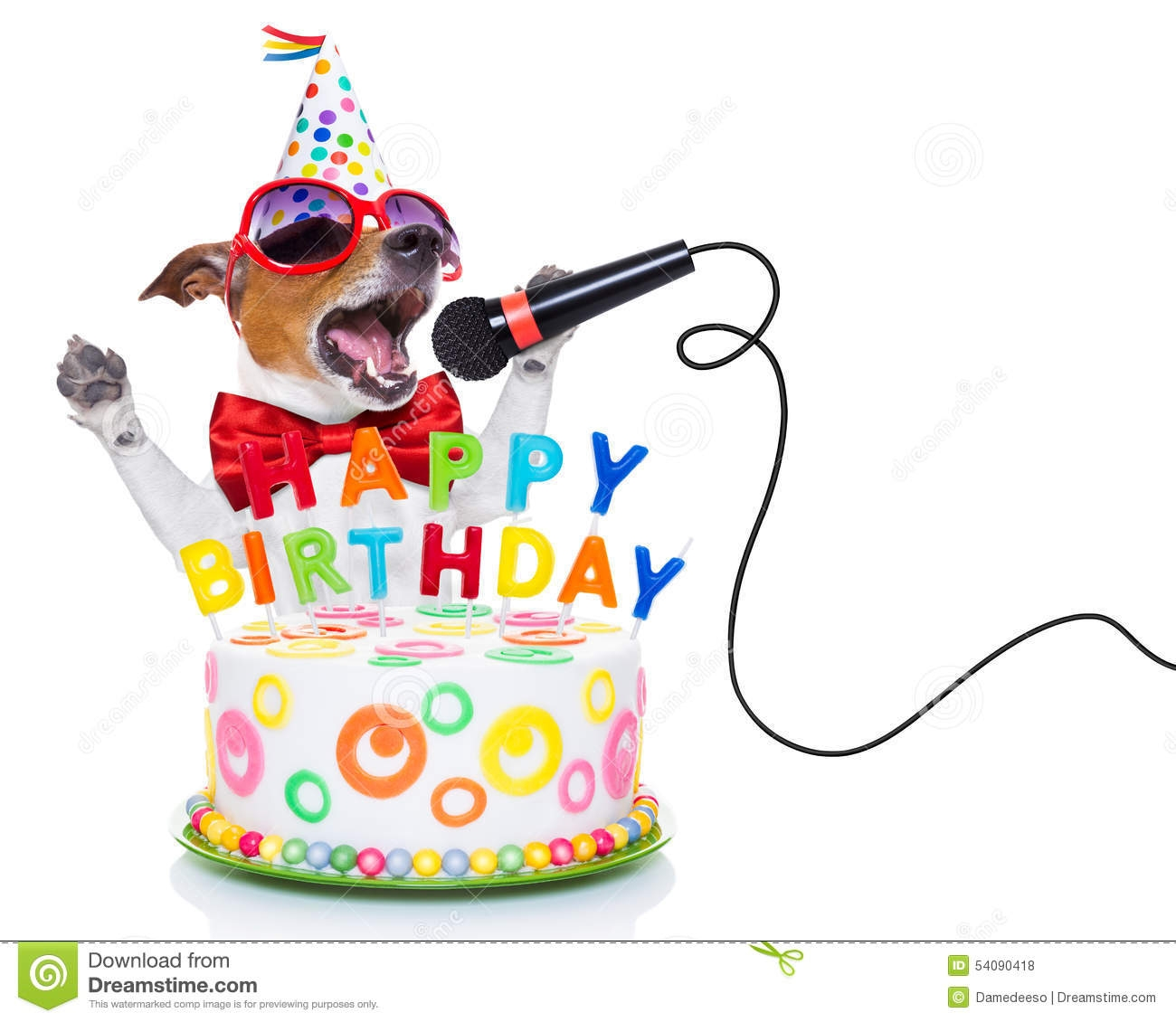 silly happy birthday clipart - Clipground