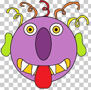 Silly Monster Cliparts PNG Images, Silly Monster Cliparts.