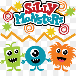 Free download Monster Scalable Vector Graphics Clip art.
