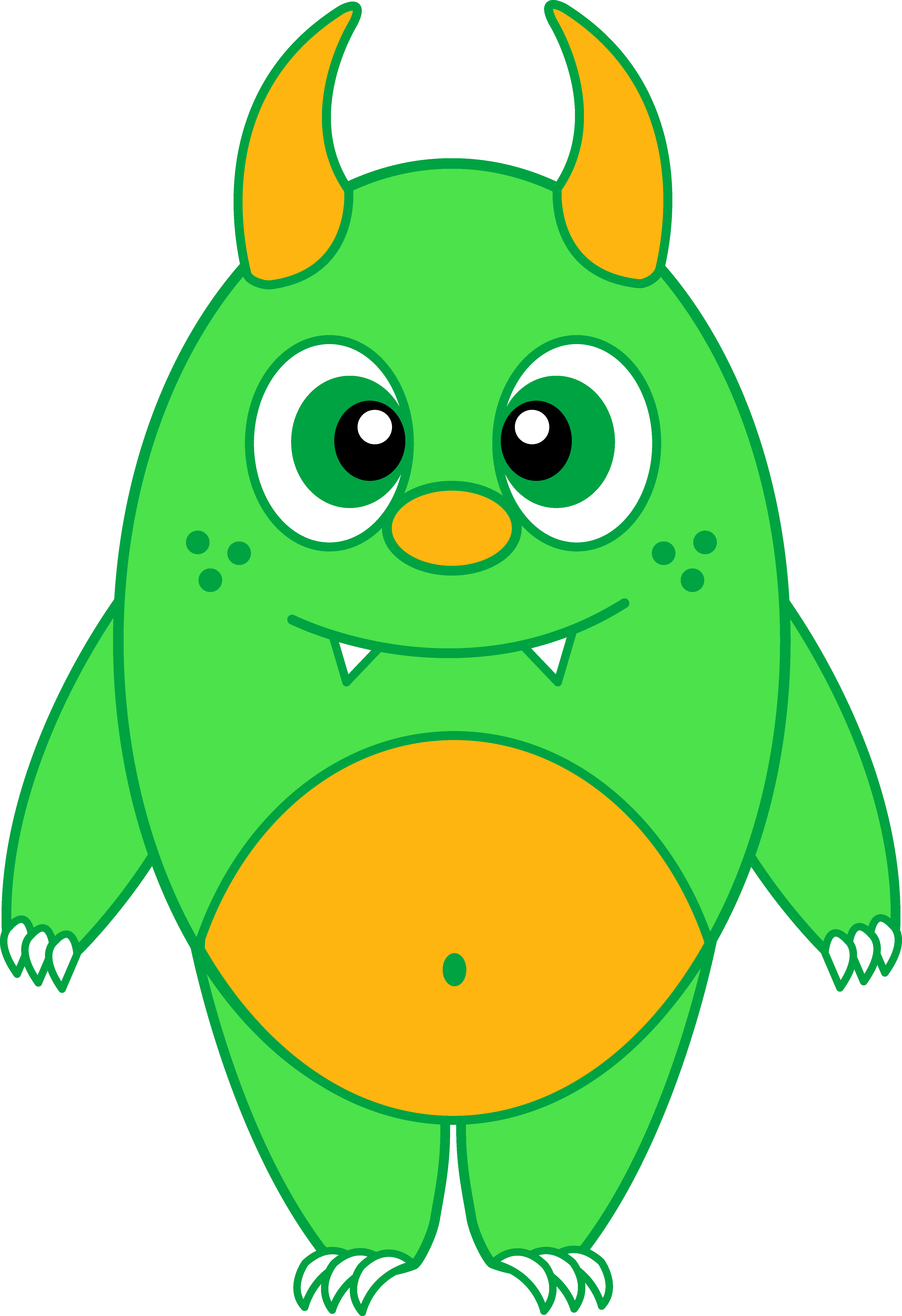 Free Silly Monster Cliparts, Download Free Clip Art, Free.