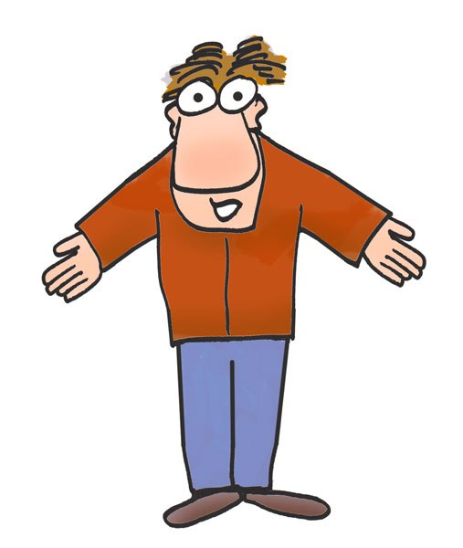 Silly people clipart 6 » Clipart Portal.