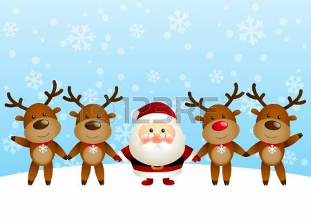 476 Raindeer Stock Illustrations, Cliparts And Royalty Free.