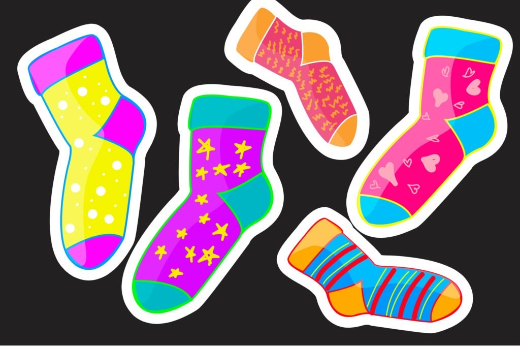 Wearing Crazy Socks Is Scientifically Proven to Make You.