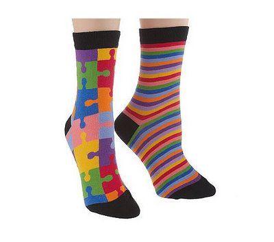Wild Socks.