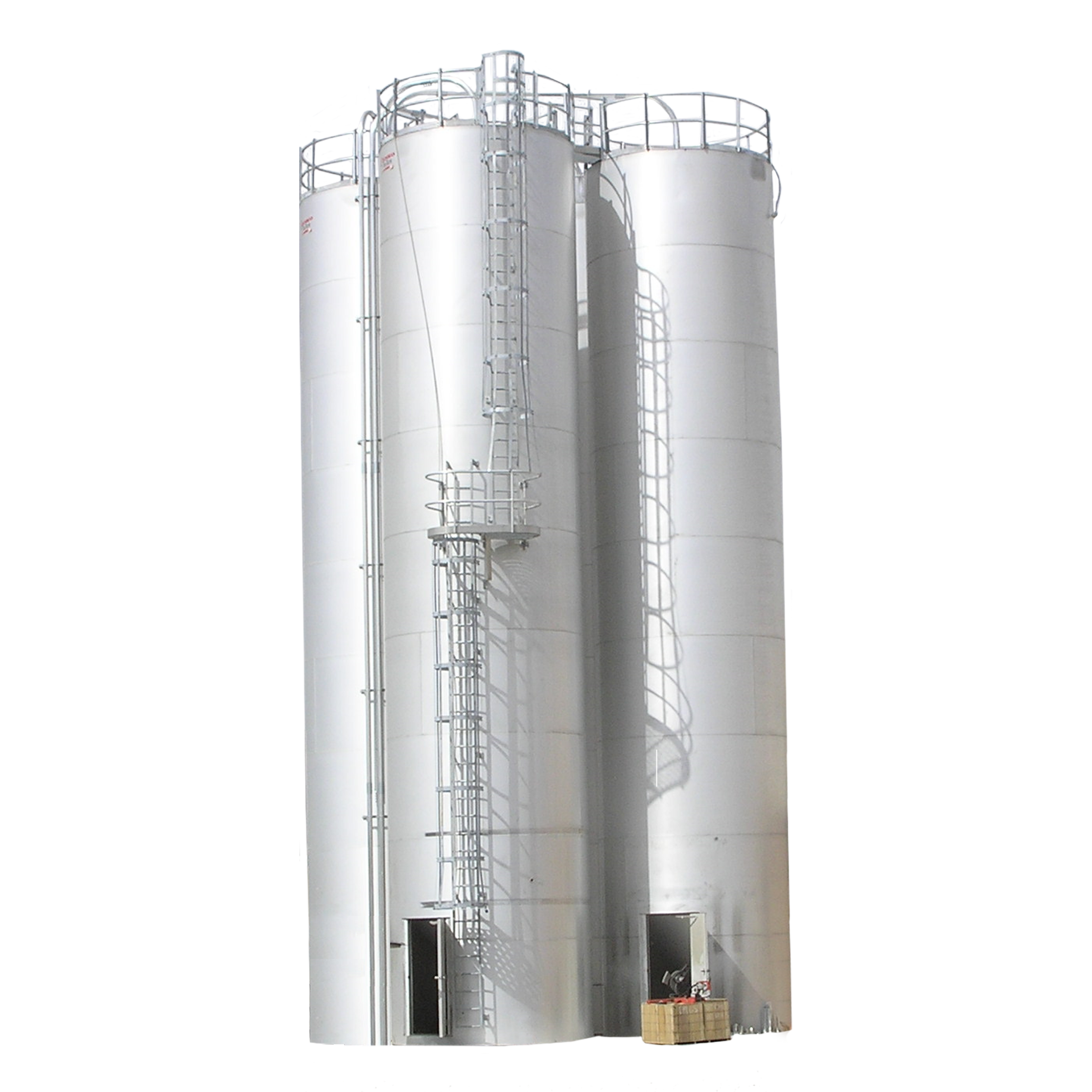 Silo PNG Images.