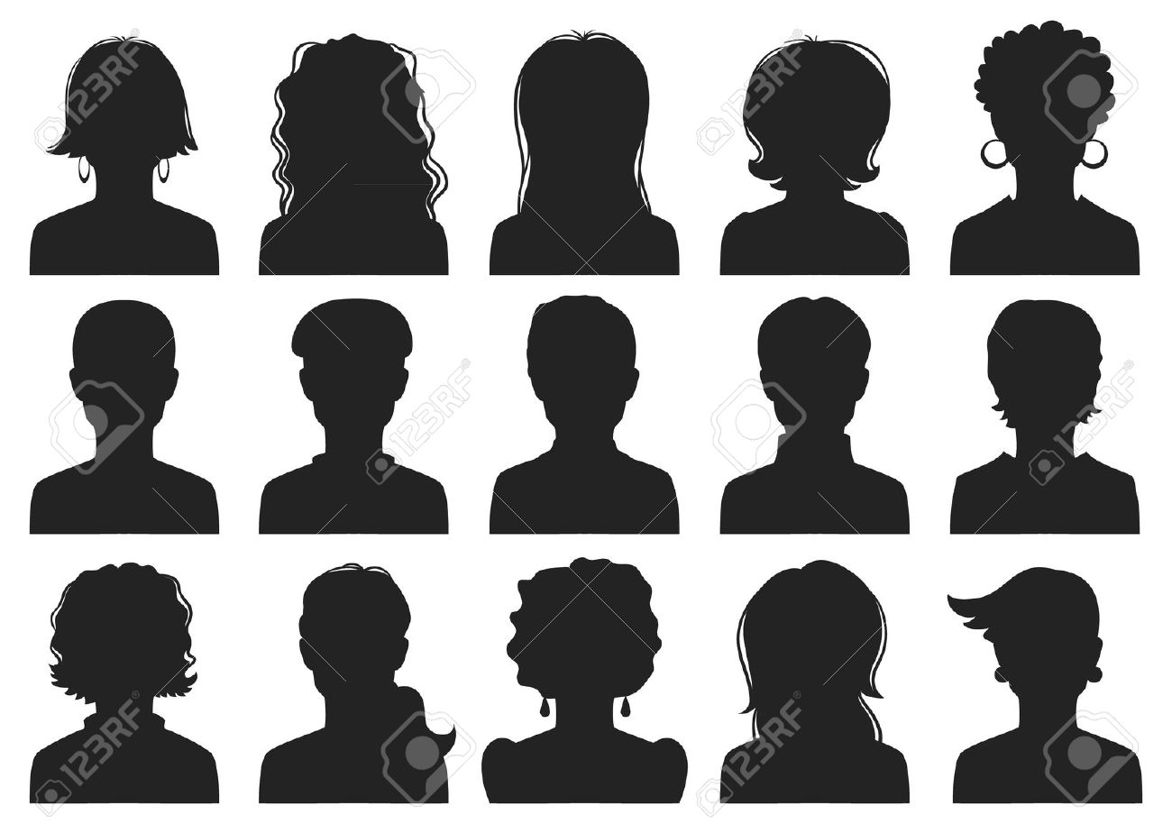 90,106 Human Head Silhouette Cliparts, Stock Vector And Royalty.