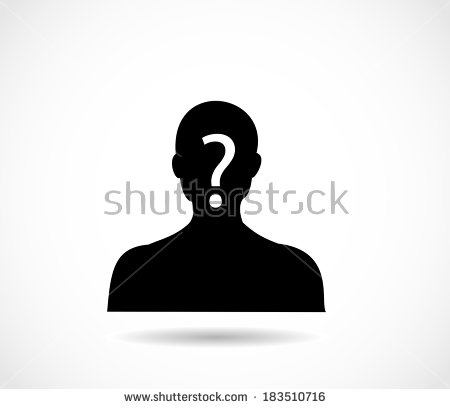 Head And Shoulders Silhouette Stock Images, Royalty.