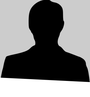 siloette head shoulders outline clipart clipground