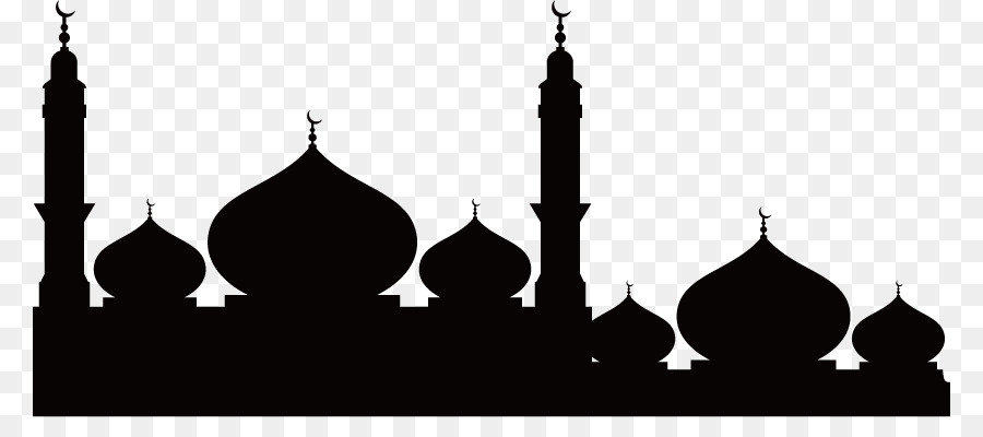 Free Masjid Silhouette, Download Free Clip Art, Free Clip.