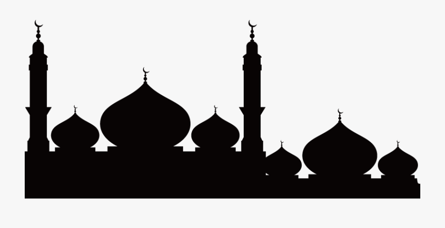 Silhouette Mosque Temple Free Photo Png Clipart.