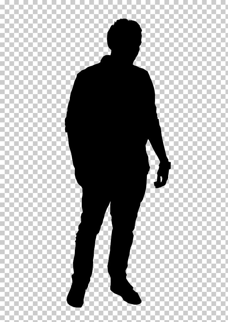 Plantilla hombre, silueta persona, silueta PNG Clipart.