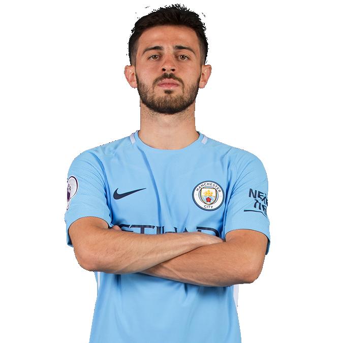 Download Blue City Silva Bernardo Fc Manchester Shirt HQ PNG.