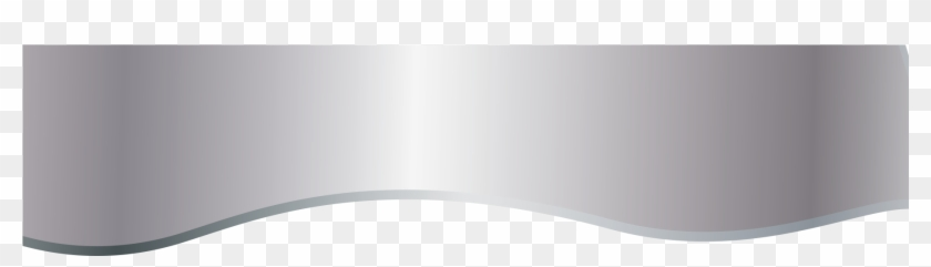 Silver Banner Png.